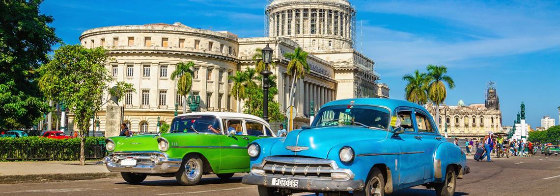 Voyage sur mesure pour découvrir Cuba